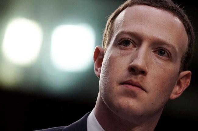 Mark Zuckerberg escape tunnel