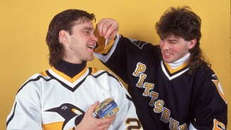 Two High School Hockey Teams From Minnesota Have The Freshest Cuts On A Rink Since Jaromir Jagr