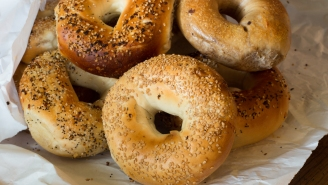 Guy Goes Viral For Satanic Way He Sliced The Bagels He Brought For His Co-Workers, Should He Be Imprisoned?