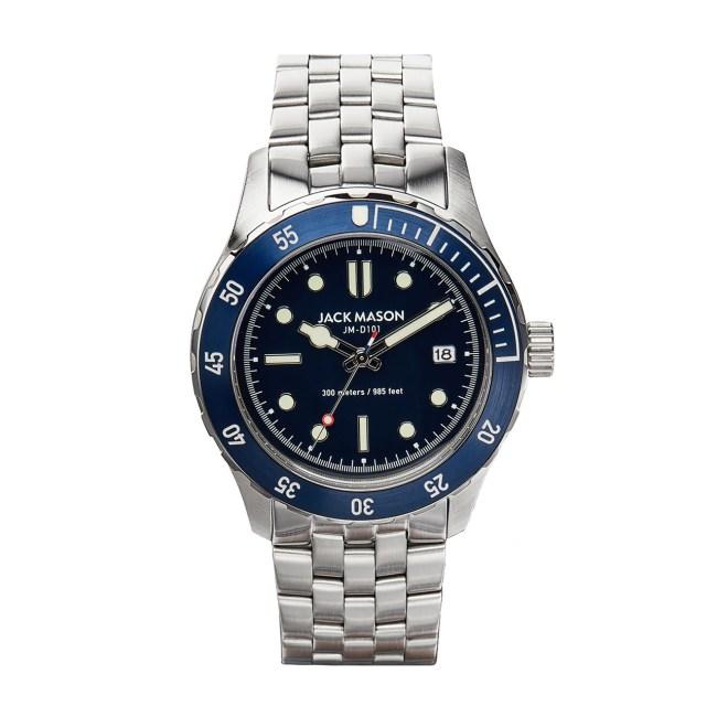 Jack Mason Diver Watch