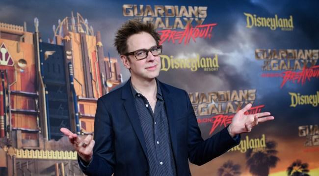 James Gunn Reinstated As Director Of Guardians 3 Reactions