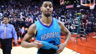 Jeremy Lamb Hit The Buzzer-Beater To End All Buzzer-Beaters To Shock The Raptors