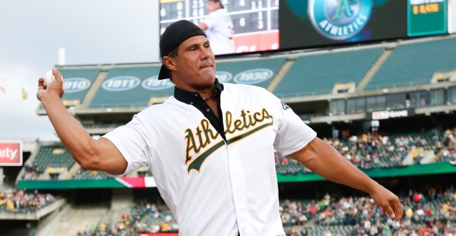 Jose Canseco Wants Ex-Wife Jessica, Alex Rodriguez To Take A Polygraph