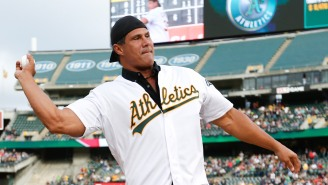 Now Jose Canseco Wants His Ex-Wife And A-Rod To Take A Polygraph To Prove They're Not Sleeping Together
