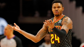Hawks' Kent Bazemore Gives A+ Explanation For Being Embarrassed By 'Assassin' James Harden's Crossover