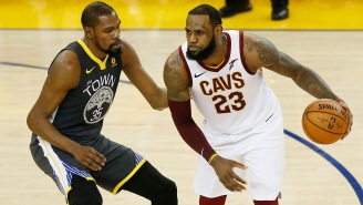Former Cavs GM Said The Team Tried To Convince Kevin Durant To Join LeBron James In The Summer Of 2016
