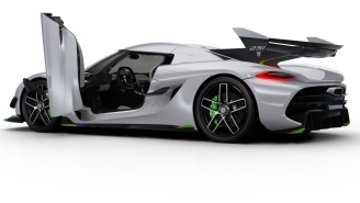 Feast Your Eyes Upon The Koenigsegg Jesko, The World's First 300MPH Car