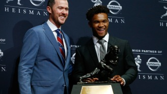 Kyler Murray's College Coach, Lincoln Riley, Shuts Down The Reported NFL Combine Criticism Against His Former QB