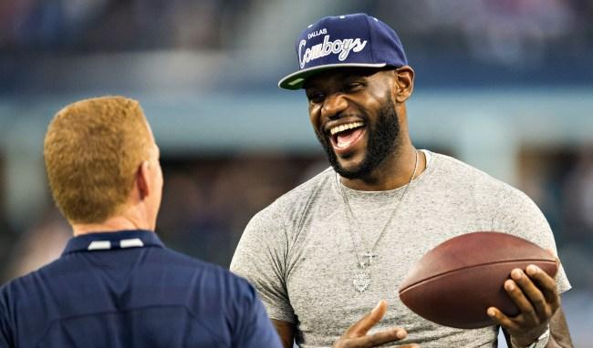 LeBron James Reaction To OBJ Trade Browns Super Bowl Odds
