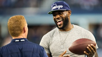 LeBron James Had A Great Reaction To The OBJ Trade; Browns' Super Bowl Odds Go Nuts