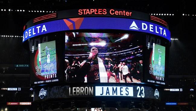 LeBron Pays Tribute To MJ, Ex-Teammates Congratulate Him In Video