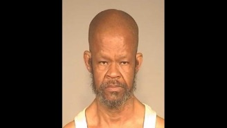 Long Head Guy's Mugshot Is Here To Take All Of Wide Neck Guy's Internet Fame