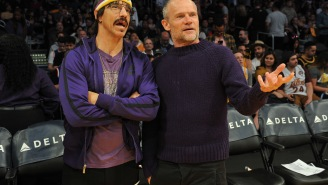 Diehard Lakers Fan, Flea, Joins The Movement By Crushing The Team's Pathetic Effort This Season