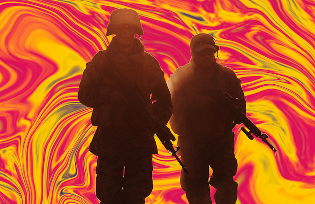 LSD Soldiers