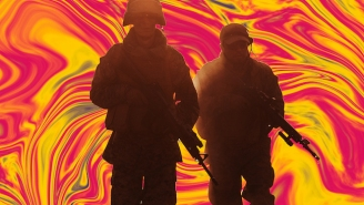 Could LSD And Psilocybin Help U.S. Soldiers In Combat?