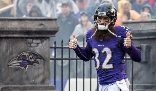 Man Named Eric Weddle Gets Tweets For Recently Released Ravens Safety