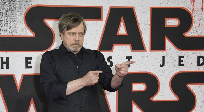 Mark Hamill Unhappy With New Star Wars Trilogy Handling Of Luke Leia Han