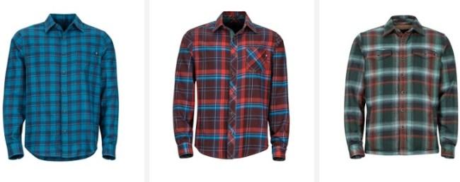 marmot_flannel_shirt_sale