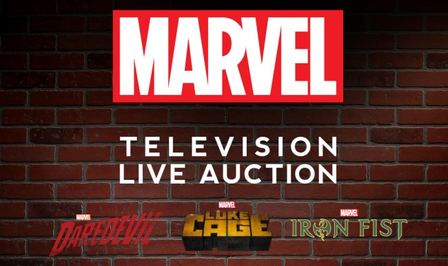 Marvel Selling Off Props, Costumes From Their Cancelled Netflix Shows