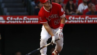 Holy Hell, Mike Trout And The Angels Reportedly Agree On A $430 Million Extension And Twitter's Losing Its Mind