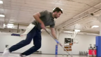 Someone Made A Hilarious '30 For 30′ Mockumentary About Sweat Moppers And It's Absolutely Perfect