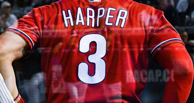 MLB Players Poll Bryce Harper-Most Overrated Manny Machado-Dirtiest