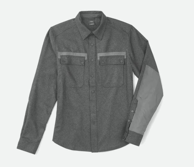 Mownbray Melton Wool Shirt
