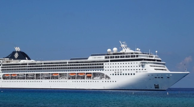 Cruise ship passengers busted for smuggling $2.6 million worth of cocaine in chip bags, bowls