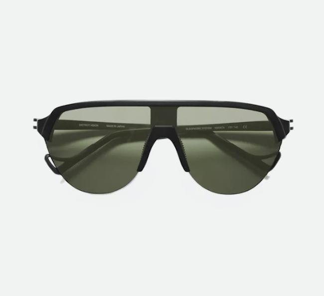 Nagata Speed Blade Running Sunglasses