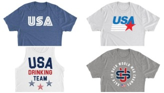 These Patriotic Tanks And Tees Are Essential For Warm Weather Day Drinking Festivities