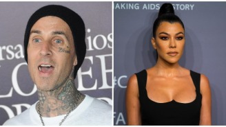 Dammit, Travis Barker Is The Latest To Be Seduced By The Lustful Powers Of A Kardashian Sister