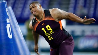A Top NFL Prospect Won The Award For The Weirdest Breakfast Anyone Has Ever Eaten Before The Combine