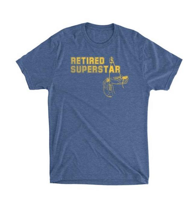 Retired Superstar