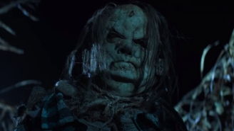 The 'Scary Stories To Tell In The Dark' Trailer Is Bringing Back My Childhood Nightmares In Full Force