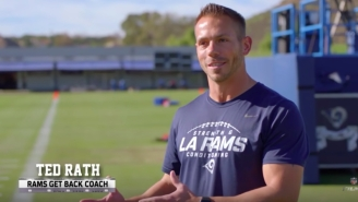 The Rams AND The NFL Hid The Sexual Battery Allegations Against 'Get Back Coach' Ted Rath For Two Months