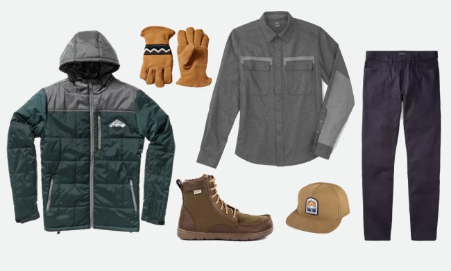 Steal This Look Kindling Collecting