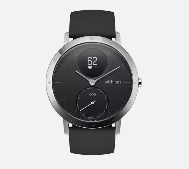 Steel HR Smartwatch