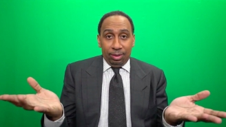 This Stephen A. Smith Video Of Him Trolling The Cowboys And Their Fans Deserves Some Sort Of Award