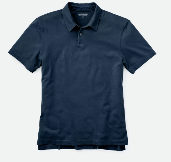 Supima Air Knit Polo