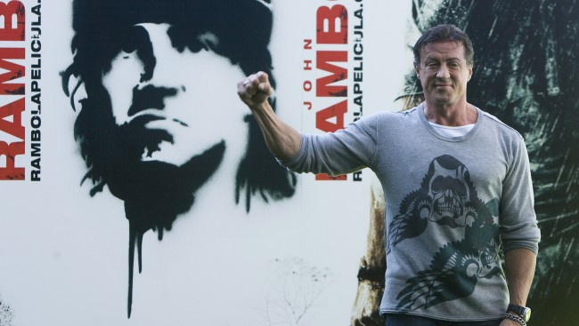 Sylvester Stallone Says Rambo 5 Caused A Lot Of Damage To His Body
