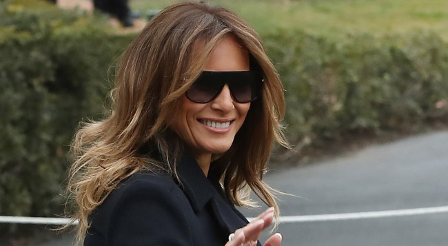 The Fake Melania Conspiracy Theory Is Back And Its Better Than Ever