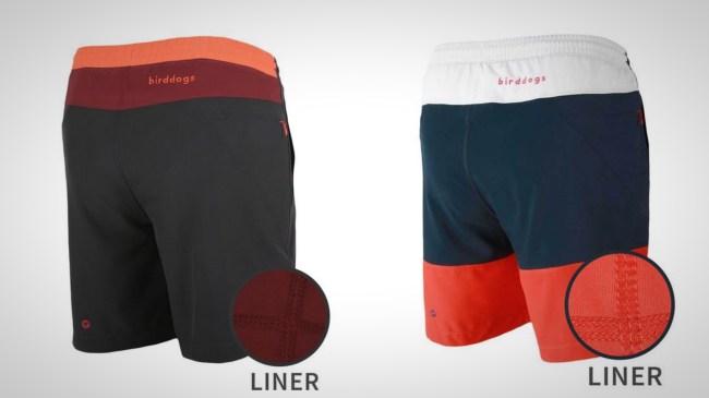 Briddogs shorts
