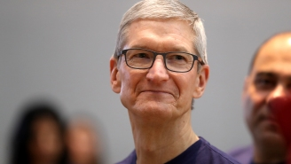 Apple CEO Tim Cook Had Some Fun With His Twitter Bio After President Trump F'ed Up His Last Name