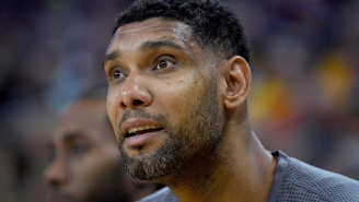 Tim Duncan Has Dreads Now And It Changes My Entire Perception Of The Former Spurs Star