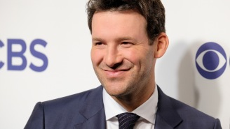 Tony Romo's Annual Salary Request To Stay With CBS Has Been Reported And, Hot Damn, It's A Lot Per Year