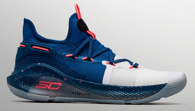 Under Armour Curry 6 Splash Party