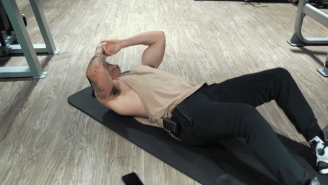 Try This 3-Minute Cardio Workout That'll Leave You Absolutely Gassed