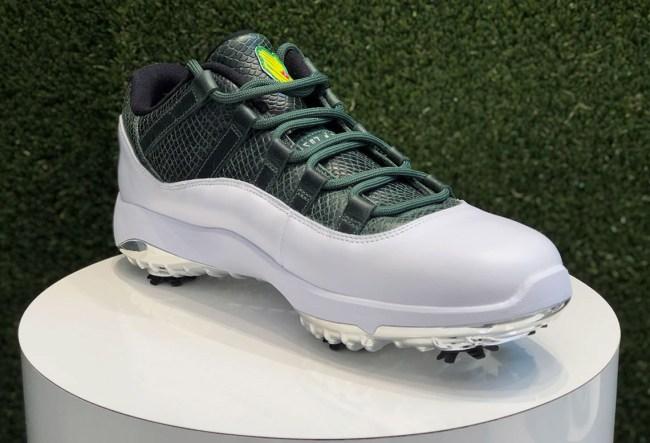 Air Jordan 11 Low Golf Masters