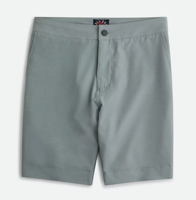 All Day Shorts in Ice Grey
