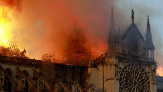 Thanks To Just 4 Donors, Almost $700M Already Raised To Rebuild Notre Dame, Meanwhile, 650M People Go Hungry